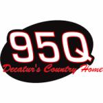 Logo da emissora Radio WDZQ 95.1 FM
