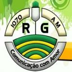 Logo da emissora R�dio Super RG 1070 AM