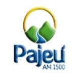 Logo da emissora R�dio Super Paje� 1500 AM