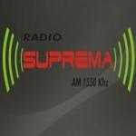 Logo da emissora R�dio Suprema 1550 AM