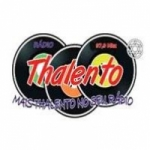 Logo da emissora Rádio Thalento 88.7 FM