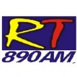 Logo da emissora R�dio Tamandar� 890 AM
