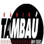 Logo da emissora Rádio Tambaú 1550 AM