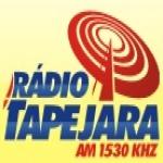 Logo da emissora R�dio Tapejara 1530 AM