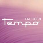 Logo da emissora Rádio Tempo 103.9 FM