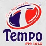 Logo da emissora R�dio Tempo 101.5 FM