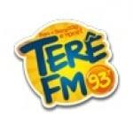 Logo da emissora Rádio Terê 93.7 FM