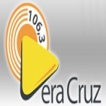 Logo da emissora R�dio Vera Cruz 106.3 FM