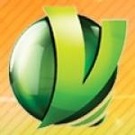 Logo da emissora R�dio Verde Vale 103.7 FM