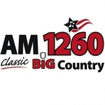 Logo da emissora WEKZ 1260 AM