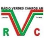 Logo da emissora Rádio Verdes Campos 710 AM