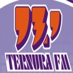 Logo da emissora Rádio Ternura 93.9 FM
