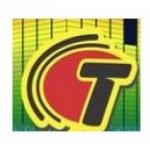 Logo da emissora R�dio Timba�ba 104.9 FM
