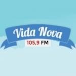 Logo da emissora R�dio Vida Nova 105.9 FM