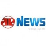Logo da emissora Rádio Jovem Pan News Vitória 640 AM
