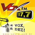 Logo da emissora R�dio Vox 97.7 FM