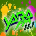 Logo da emissora R�dio Yara 88.7 FM