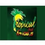 Logo da emissora R�dio Tropical Sul 106.5 FM