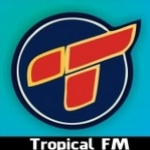 Logo da emissora Rádio Tropical 106.3 FM