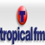 Logo da emissora Rádio Tropical 90.7 FM
