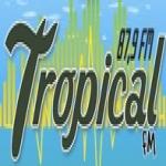 Logo da emissora R�dio Tropical 87.9 FM
