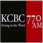 Logo da emissora Radio KCBC 770 AM