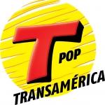 Logo da emissora Rádio Transamérica Pop 104.5 FM