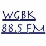 Logo da emissora WGBK 88.5 FM