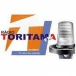 Logo da emissora R�dio Toritama 104.9 FM