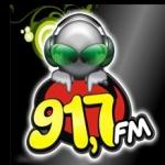 Logo da emissora R�dio Torre 91.7 FM