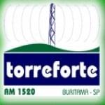 Logo da emissora Rádio Torre Forte 1520 AM