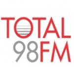 Logo da emissora R�dio Total 98.7 FM