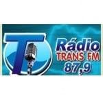 Logo da emissora Rádio Trans 87.9 FM