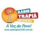 Logo da emissora Rádio Trapiá 1510 AM