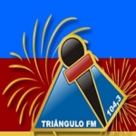 Logo da emissora R�dio Tri�ngulo 104.3 FM