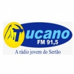 Logo da emissora R�dio Tucano 91.5 FM