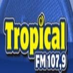 Logo da emissora R�dio Tropical 107.9 FM