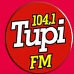 Logo da emissora R�dio Tupi 101.3 FM