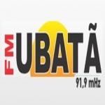 Logo da emissora R�dio Ubat� 91.9 FM