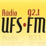 Logo da emissora Rádio UFS 92.1 FM