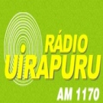 Logo da emissora R�dio Uirapuru 1170 AM
