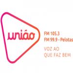 Logo da emissora Rádio União 105.3 FM