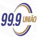 Logo da emissora R�dio Uni�o 99.9 FM