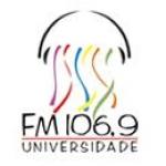 Logo da emissora R�dio Universidade 106.9 FM