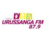 Logo da emissora R�dio Urussanga 87.9 FM
