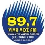 Logo da emissora Rádio Viva Voz 89.7 FM