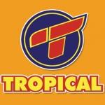 Logo da emissora R�dio Tropical 100.3 FM