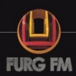 Logo da emissora Rádio Universidade 106.7 FM
