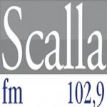 Logo da emissora R�dio Scalla 102.9 FM