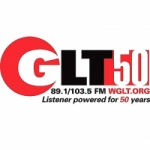 Logo da emissora Radio WGLT News & Ideas 89.1 FM